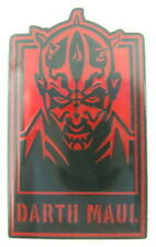 2013 Disney DLP Star Wars Posters Darth Maul Pin Only