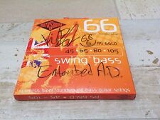 ENTOMBED A.D.rare official signed stainless steel roundwound bass guitar strings