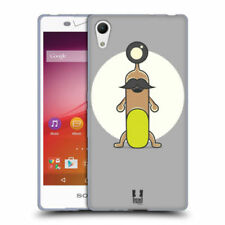 Cover e custodie Per Sony Xperia Z in pelle sintetica per cellulari e palmari Samsung