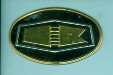1953 Wheaties cereal premium car emblem - Kaiser
