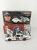 2004 Kevin Harvick #29 GM Goodwrench / Black 2001 Monte Carlo 1 of 504 1:24 Bank