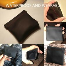 Waterproof PU Leather Earphone Earbud Storage Carry Pouch Case Bag-Wholesale