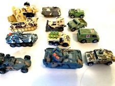 Micro Machines Galoob Huge Assortment Military Vehicles - over 25 items