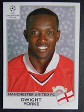 Panini Champions League 1999-2000 - Dwight Yorke (Manchester United) #133