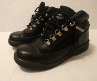 Nice TIMBERLAND FIELD BOOT boys 15906 Black  Big Kids Boots Shoes Youth Size 5