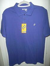 Denizen from Levis Purple Polo Shirt NWT Large 100% Cotton