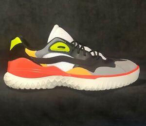 VANS City TRL Multi Black True White Smart Rubber Sneakers Men US 10