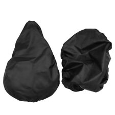 Bike Seat Waterproof Rain Cover And Dust Resistant Bicycle Saddle Cover Tool