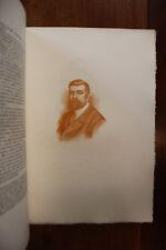 Baron Zuylen Nyevelt Figures Contemporaines Mariani Biographie 1911 1/25 ex Rare