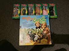 Mego Wizard Of Oz lot, playset, 6 figures brand new nrfb.