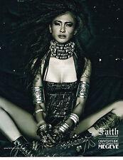 PUBLICITE ADVERTISING 094  2010   FAITH  CONNEXION  pret à porter mode