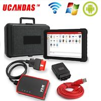 OBD2 Automotive Full System Auto Scanner Airbag ABS SRS Reset  Diagnostic Tool