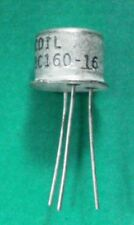 BC160-16  + + + 5-er Pack + + +  Silizium Transistor PNP  TO-5