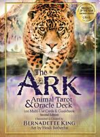 The Ark Animal Tarot & Oracle Deck - 100 Cards & 372 full-color guidebook