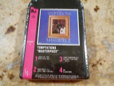 The Temptations Masterpiece Sealed 8 Track Tape