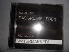 Rosenstolz/Das grosse Leben 000666 Promo 2007  12-Tr./CD