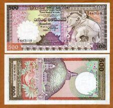 Sri Lanka, 100 Rupees, 1988, P-100b, UNC > Ceremonial Elephant