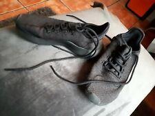 Boys AdidasTubular Black Trainers size 3