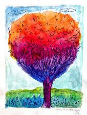 Mary Cane Robinson Modernist Tree (VIII)