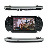 """Handheld Retro Game Console 4.3"""" 8GB 10000 Video Game Dual Joystick Cam"""