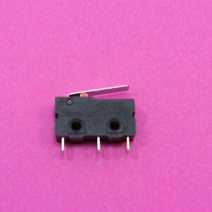 3PIN Tact Switch KW11-3Z 5A 250V Microswitch Buckle JL024 DIY