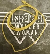 Hot Toys Wonder Woman Lasso MMS450 MMS451 Justice League Brand New Unused 1/6 1