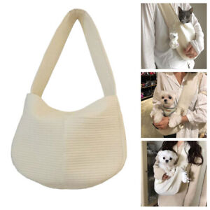Dog Pet Cat Carrier Sling Puppy Tote Shoulder Pouch Bag Hands Bags Carry