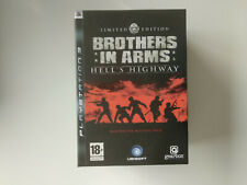 Coffret Collector Brothers In Arms Hell's Highway limited edition PS3 FR