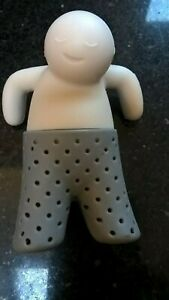 'Fred' Novelty Tea Infuser, silicone, new