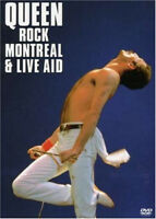 Queen - Queen Rock Montreal & Live Aid [New DVD] Widescreen