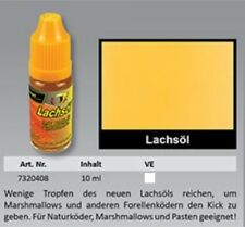 FTM Forellen Booster Lachs 10ml 7320408 Lachsöl Lockstoff Forellenköder Öl Aroma