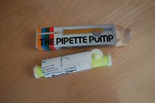 bell-art pipette pump pipetaid pipette pipet  serological dispenser new 0.2 ml