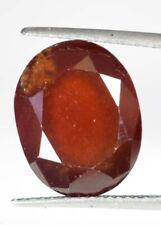 8.80Cts 100% Natural Axinite Oval Cut 14x11x6mm Cabochon Loose Gemstone SA04-44