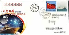 CHINA 2016-9-15 TianGong-2 Second space station Launch Tracking ship YuanWang-6