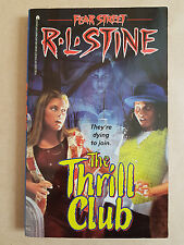 R.L. Stine Fear Street The Thrill Club