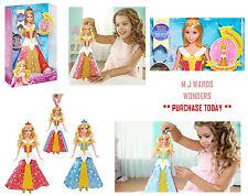 DISNEY Princess-Magic Abito Sleeping beauty-cbd13 ** GRANDE REGALO **