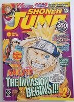 Shonen Jump Naruto Manga February 2007 Vol. 5 Issue 2 No #50 The Invasion Begins