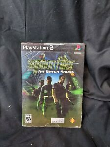 Syphon Filter: The Omega Strain Sony PlayStation 2/ps2 Sealed