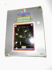 MB VECTREX GAMES SOCCER FOOTBALL NEW AND SEALED PAL EUROPE