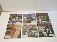 2006 Lot of 39 The Hockey News NHL Issues- Alex Ovechkin  Malkin  Gordie Howe