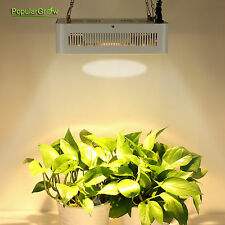 Upgrade 400W Led Grow Light Cree Chip+Lens For Hydroponics Medical Plant Growing