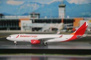 1:400 Avianca A330- Cargo **Last One**