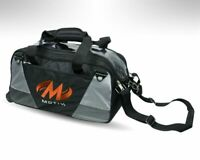 Motiv Ballistix 2-Ball Tote schwarz Bowling Tasche