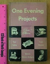 One Evening Projects, Shelves, Toys, Tables, Frames by Deltacraft, Rockwell