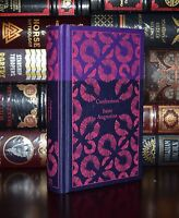 Confessions by Saint Augustine Brand New Ribbon Hardcover Collectible Gift Ed