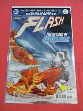 DCU The FLASH #14 - Captain COLD .! - (2016) Reg Cvr - Bagged & Boarded .!
