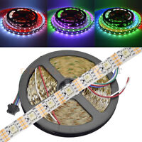 5V WS2813 Double Signal Magic Color 300 LED Strip Light for Advertising Accent