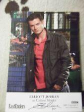 EastEnders Benidorm ELLIOTT JORDAN hand signed cast card