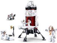 NEW Space Exploration Rocket Brick Building Set B0737 733pcs