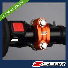 DEMI COCOTTE UNIVERSEL ORANGE KTM SX SXF EXC EXCF 85 125 250 350 450 500 SCAR